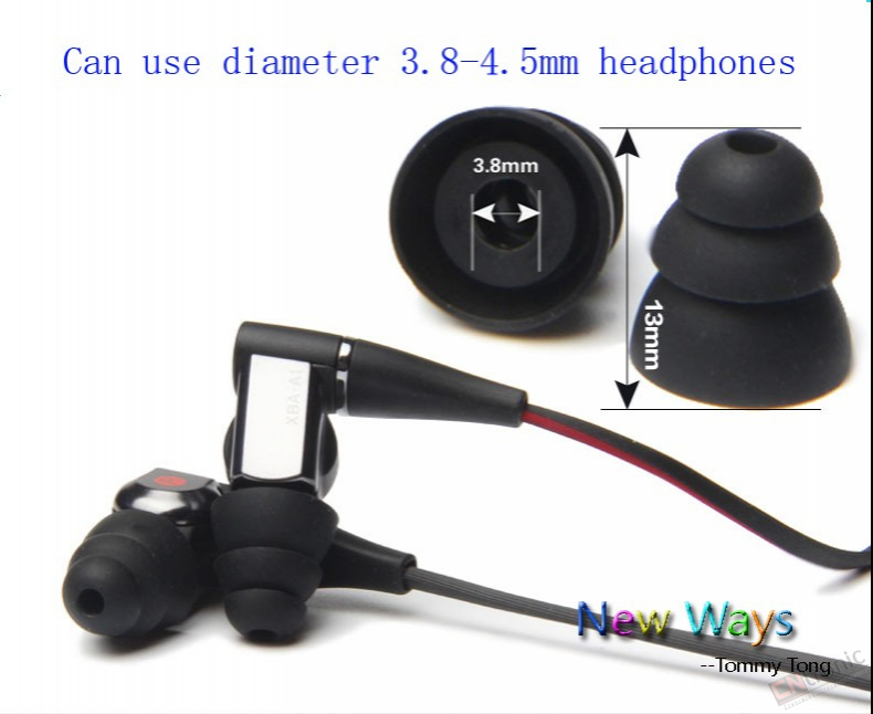 Earbuds covers white - earbud covers tips