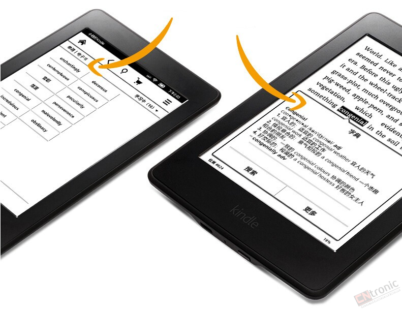 Kindle Paperwhite 3nd Generation Black 4gb Ebook E Ink