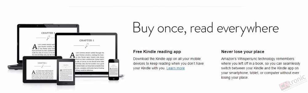 Kindle Paperwhite 3nd Generation Black 4GB eBook e-ink Screen WIFI 6