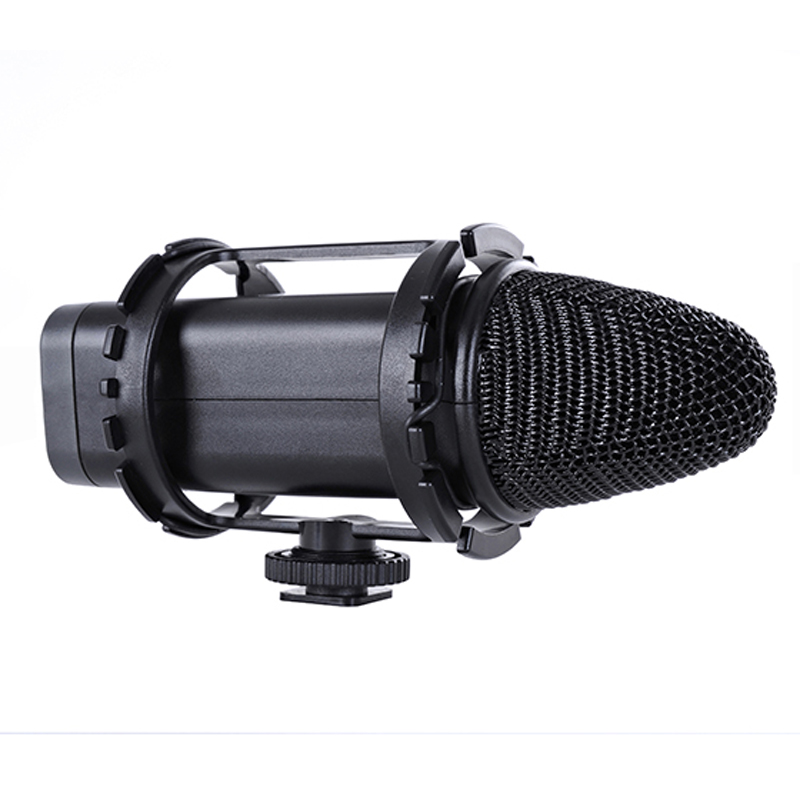 BOYA-BY-C03-Camera-Shoe-Microphone-Shockmount-for-Zoom-H1-BY-V02-BY-VM300PS-40mm-48mm