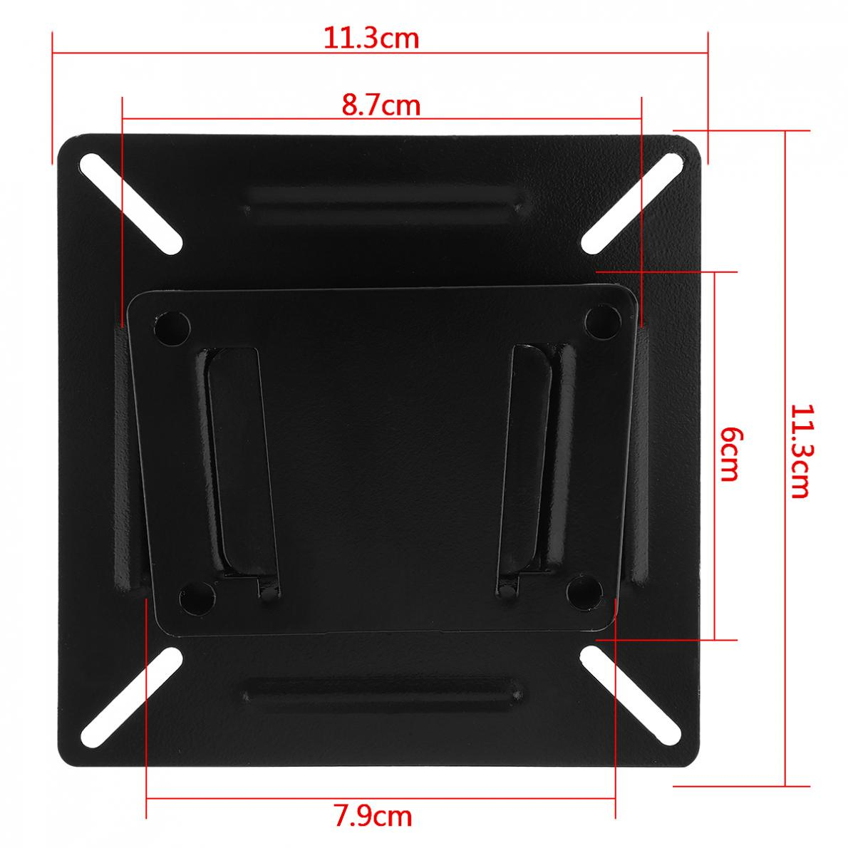 Universal Tv Wall Mount Bracket Tv Stand Holder For 14 24 Inch Lcd