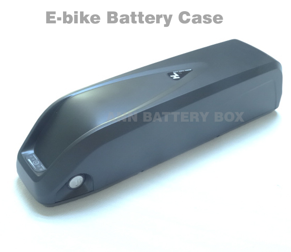 36V lithium battery box E-bike battery case For DIY 36V li-ion battery pack With free 18650 cell holder Not include the battery