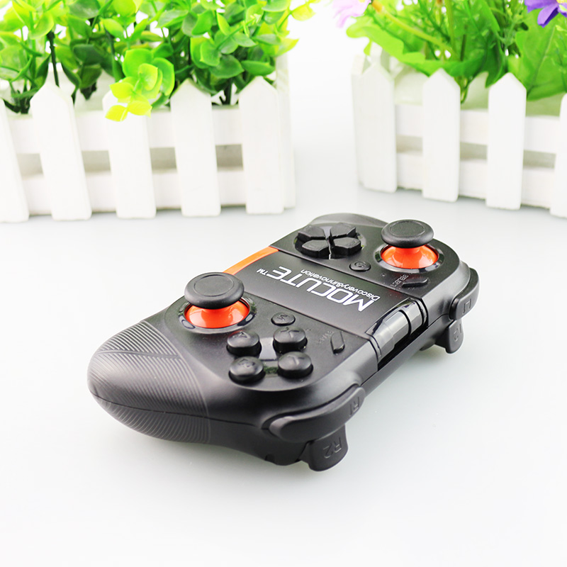 MOCUTE 050 VR Game Pad Android Joystick Bluetooth Controller Selfie Remote Control Shutter Gamepad for PC Smart Phone ...