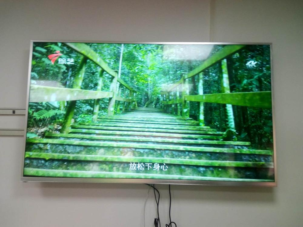 85 86 inch 98 100 inch large size TV Android smart 4K LED television TV (free shipping to Guanzghou China only)
