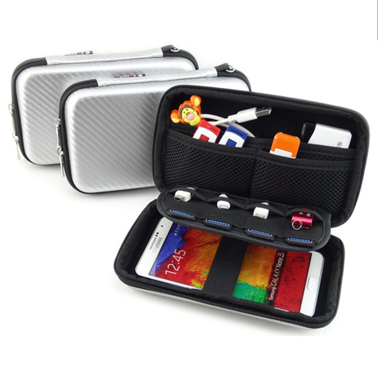 Guanhe 2 5 Bag Case For External Hard Drive Disk Electronics Cable Organizer Camera Mp5 Portable Hdd Box Bank